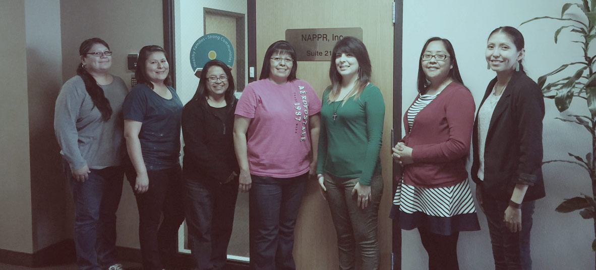 Staff photo of Native American Professional Parent Resources, Inc. (NAPPR)